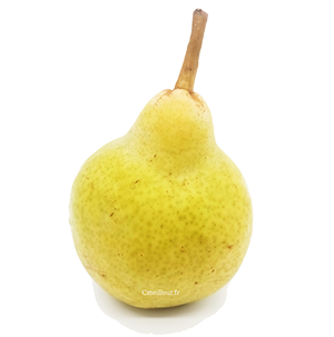 Poire william verte