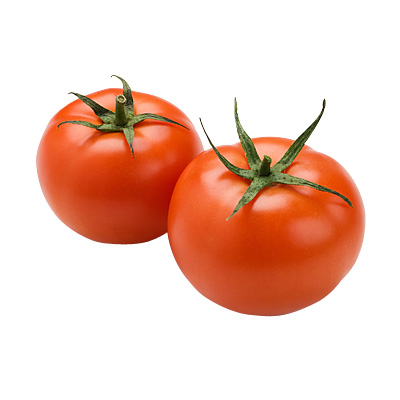 Tomate ronde 100% d'ici